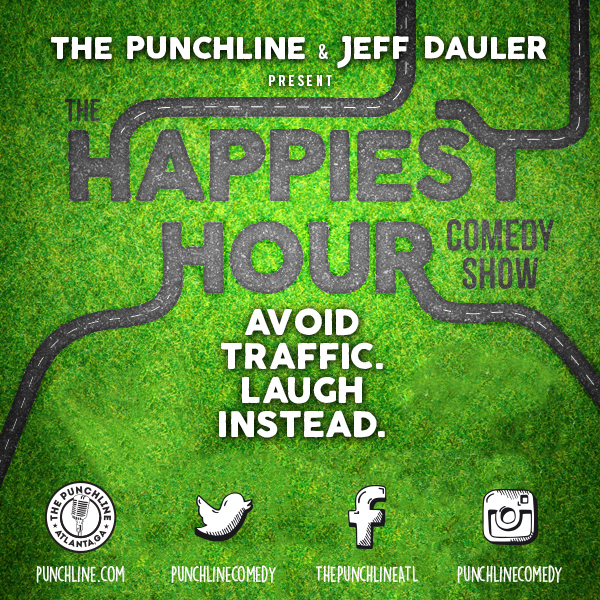 Happiest Hour Comedy Show