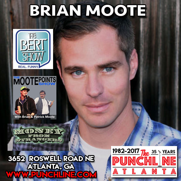 Brian Moote's Comedy Moote-Lah Fundraiser