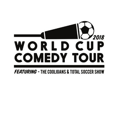 World Cup Comedy Tour - Featuring The Cooligans & Total Soccer Show